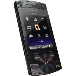 Sony Walkman NWZ-S544 8 GB Black Flash Portable Media Player