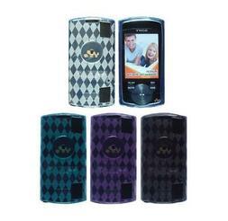 for Sony Walkman NWZ-S544 NWZ-S545 MP3 Player TPU Gel Shell