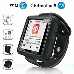 Mymahdi Sport Music Clip, 8GB Bluetooth MP3 Player With FM R
