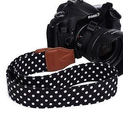 Eorefo Camera Strap Vintage Universal Shoulder Neck Belt Str