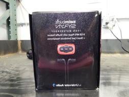 Swimbuds Headphones & 8GB SYRYN 100% Waterproof MP3 Player w