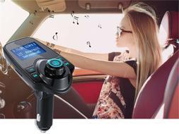 T11 Bluetooth FM transmitter Modulator MP3 Player for iPhone