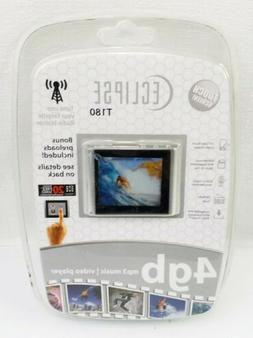 Eclipse T180 4GB Touch Screen MP3 Player LCD Video Player FM