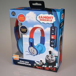 Thomas & Friends Tank Train Kid Safe Headphones New Sealed