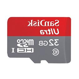 SanDisk Ultra 32 GB Imaging microSDHC Class 10 Memory Card a