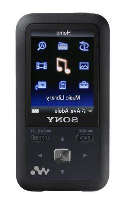 Sony 2 GB Walkman Video MP3 Player with FM Tuner