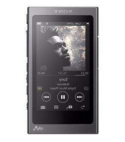 SONY Walkman NW-A35 B 16GB NW-A30 SERIES with High-Resolutio
