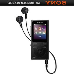 Sony Walkman NW-E393 4 GB Flash MP3 Player - Black - Photo V