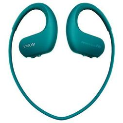 Sony Walkman NW-WS413 4 GB Flash MP3 Player - Blue - Battery