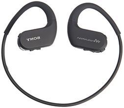 Sony Walkman NW-WS413 4 GB Flash MP3 Player - Black - Batter