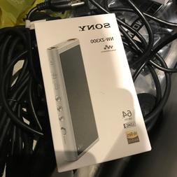 Sony Walkman NW-ZX100HN Digital Music Player