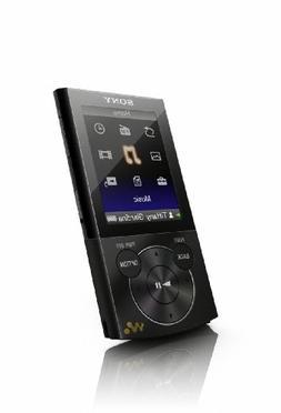 Sony Walkman NWZE345BLK 16 GB Video MP3 Player