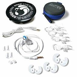 """Swimbuds SPORT Waterproof Headphones - See below under """"Spec"""