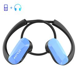 AGPTEK Wearable MP3 Player Sweatproof IPX4 Lossless Music He