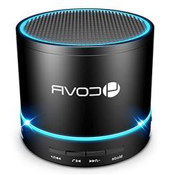 Wireless Bluetooth Speaker - Forcovr Mini LED Best Multi-Fun