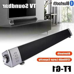 Wireless Bluetooth TV Soundbar Home Theater Sound Bar Speake