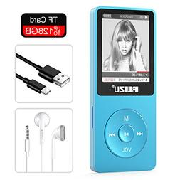 RUIZU X02 8GB MP3 Player Classic Style with FM Radio, Voice