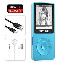 RUIZU X02 8GB MP3 Player Classic Style with FM Radio, Voice