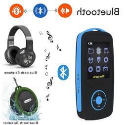 """RUIZU X06 Bluetooth mp3 Music player 1.8"""" Screen Support FM"""