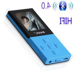 RUIZU X18 Bluetooth Sport MP3 Player with 8G 130Hs Playing l