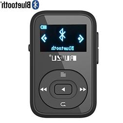 RUIZU X26 8GB Clip Sport Bluetooth MP3 Music Player with FM