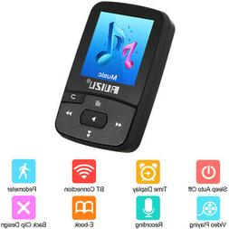"RUIZU 1.5""Mini 8GB HiFi Lossless MP3/4 Player Music Audio Vi"