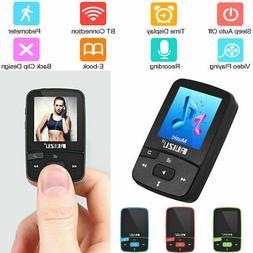 RUIZU X50 8GB Bluetooth Sport MP3 Player Portable Audio w//Built-in FM Radio ZH