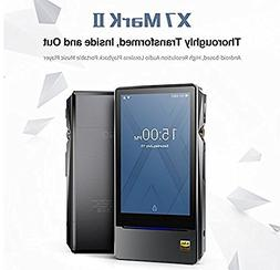 FiiO X7II 64GB with Balacned Module AM3A Android-Based WiFi