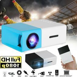 YG300 1080P Home Theater Cinema USB HDMI AV SD Mini Portable